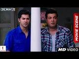 Ramlal & Pogo Ki Anokhi Prem Kahani | Dilwale Scenes | Varun Dhawan, Shah Rukh Khan, Kajol