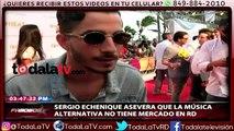 Sergio Echenique: La música alternativa no tiene mercado en RD-Famosos Inside-Video