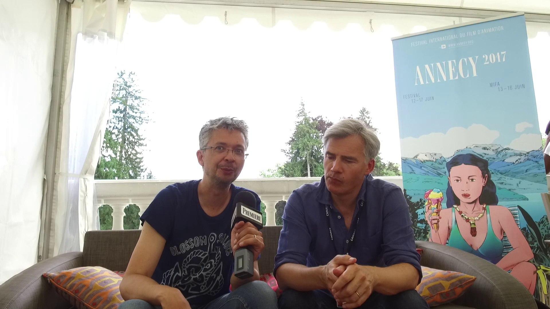 Moi Moche et méchant 3 : Rencontre avec Pierre Coffin et Eric Guillon