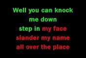 Elvis Presley - Blue suede shoes (Karaoke)