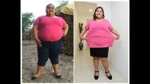 Adolescente mexicana con sobrepeso baja 90 kilos y se prepara para celebrar sus 15 años