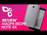 Xiaomi Redmi Note 4X - Review [TecMundo]