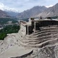 Check out these amazing views of the Baltit Fort in Hunza captured from a drone.