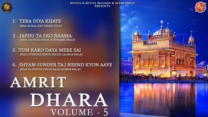 Various - Amrit Dhara Volume 5 - Latest Shabad Gurbani 2017