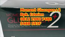 0812 2980 7488 (Tsel), Moment Glucogen Asli, Moment Glucogen 2, Moment Glucogen+2