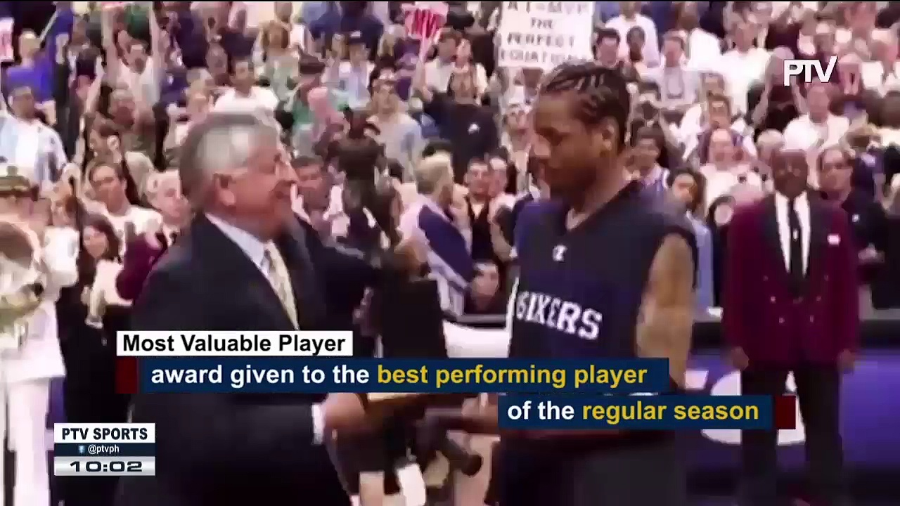SPORTS NEWS: Most Valuable Player