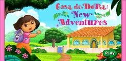 Приключения удивительно дом дом де де по из также Дора Проводник Новые функции Новый из в видео