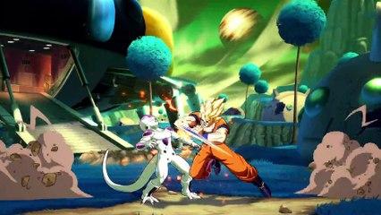 E3 2017 Trailer de Dragon Ball FighterZ