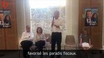 Nicolas Dupont-Aignan critique Macron et sa collusion avec les médias