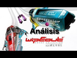 Wipeout Omega Collection Análisis Sensession