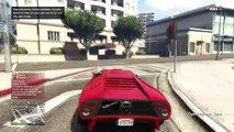 Online Car Meet In GTA 5 - Infernus Vs Infernus C