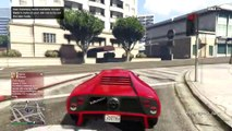 Online Car Meet In GTA 5 - Infernus Vs Infernus Cla
