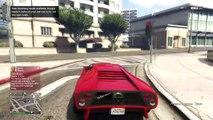 Online Car Meet In GTA 5 - Infernus Vs Infernus
