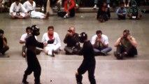 La vidéo de l'unique vrai combat officiel de Bruce Lee