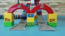 Wooden Train Thomas toy MEGA BLOKS Thomas & Gordon Sodor Speed Rai