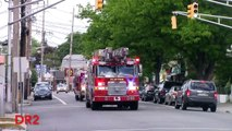Clifton Fire Department Rare Rescue 1 And Ladder 3 Responding 5-10-