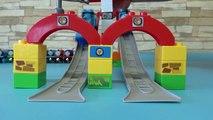Wooden Train Thomas toy MEGA BLOKS Thomas & Gordon Sodor Speed Ra