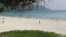India's Best Radhanagar Beach Havelock Islands in 4K - Andaman and Nicobar