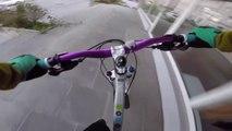 Freeride We6 Gopro Hero 4 session (Freeride Biker)