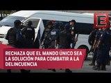 Corporaciones policiacas de Guerrero están infiltradas con el crimen: Ricardo Ravelo