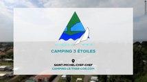 Camping Le Thar-Cor, Camping 3 étoiles, location mobil-homes, chalets à Saint-Michel-Chef-Chef