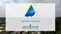 Camping Le Thar-Cor, Camping 3 étoiles, location mobil-homes, chalets à Saint-Michel-Chef-Chef
