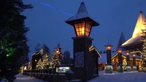 Best of Santa Claus Village and Rovaniemi in Lapland videos - Arctic Circ