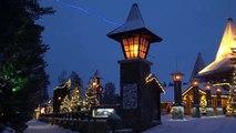 Best of Santa Claus Village and Rovaniemi in Lapland videos - Arctic Circle