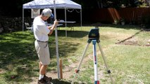 Bosch GLL 150 ECK 360° Self-Leveling Exterior Laser Kit Review and Demon