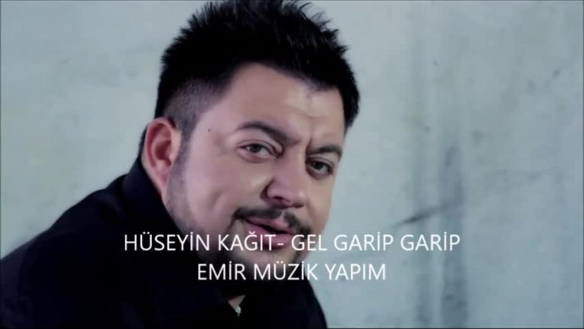 Hüseyin Kağıt - Gel Garip Garip - (Official Audıo)