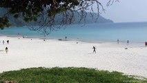 India's Best Radhanagar Beach Havelock Islands in 4K - Andaman and Nicobar I