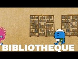 Les Monsieur Madame - Bibliothèque (EP35 S2)