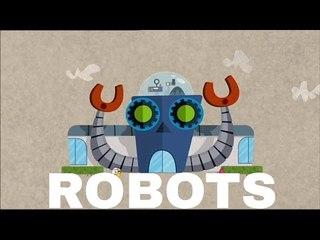 Les Monsieur Madame - Robots (EP14 S2)