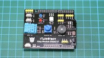 Arduino Easy Module Shield Tutorial - Is this the best Arduino Shie