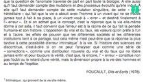 Au bac de philo, les lycéens en filière S ont confondu Michel Foucault avec Jean-Pierre