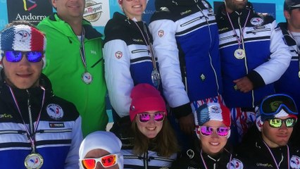 Au coeur du Ski de Vitesse