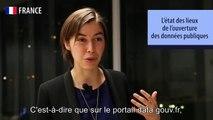 France - L'ouverture des données publiques dans la Francophonie