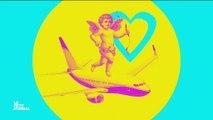 Un homme et une femme font l'amour dans un avion... sur un siège devant tout le monde !