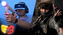 On a joué à Bravo Team sur PlayStation VR, nos impressions sous couverture