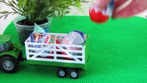 Toys Verprise  - Toy train, Toys Tractor, Toys Loader - Videos