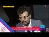 Aleks Syntek será padrino en la boda de Cristian Castro | Sale el Sol