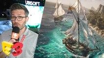 Skull & Bones : On a coulé des navires dans Skull & Bones, nos impressions