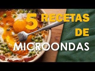 Cinco recetas para hacer con el microondas b1eb2c06cfaf