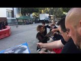 All Eyes On Me Actress Chilling With Her Fans - esnews boxing