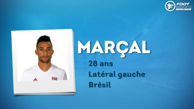 Officiel : Marçal s'engage avec l'OL !