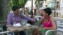 D!CI TV : Alpes-de-Haute-Provence : Delphine Bagarry souhaite continuer à pratiquer la médecine si elle est élue
