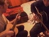 Dragon ball gt duo guitare