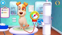 Fun Animals Care - Makeover Learn Colors Kids Games Bath Time Dress Up - Fairy World Gameplay,Animated cartoons tv series 2017
