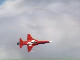 F/A-18 et F-5