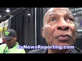 Earnie Shavers  the hardest puncher of all time - EsNews boxing